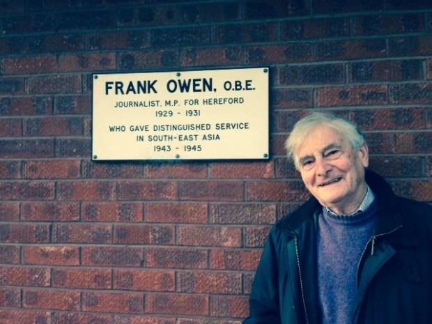 Frank Owen