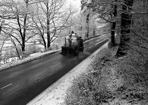 Snow scene 14-02-1966